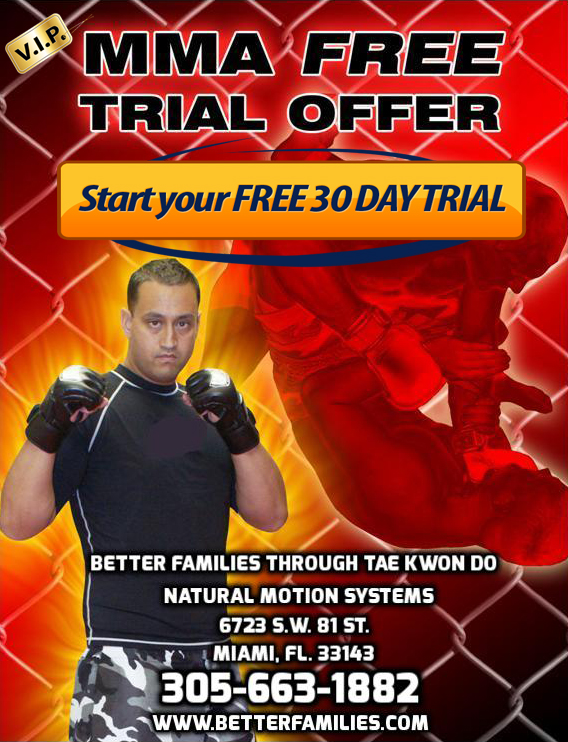 Better Families MMA Training